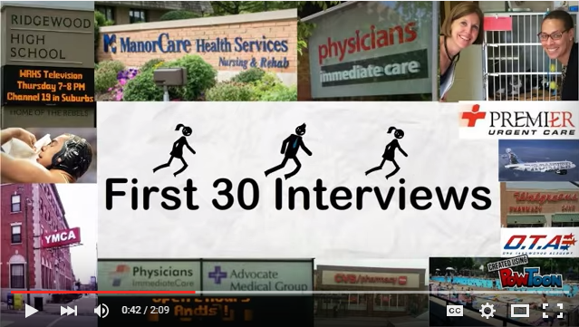100 customer interviews