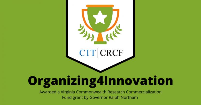 CRCF grant recipient
