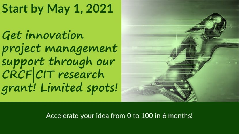 Accelerate your innovation project